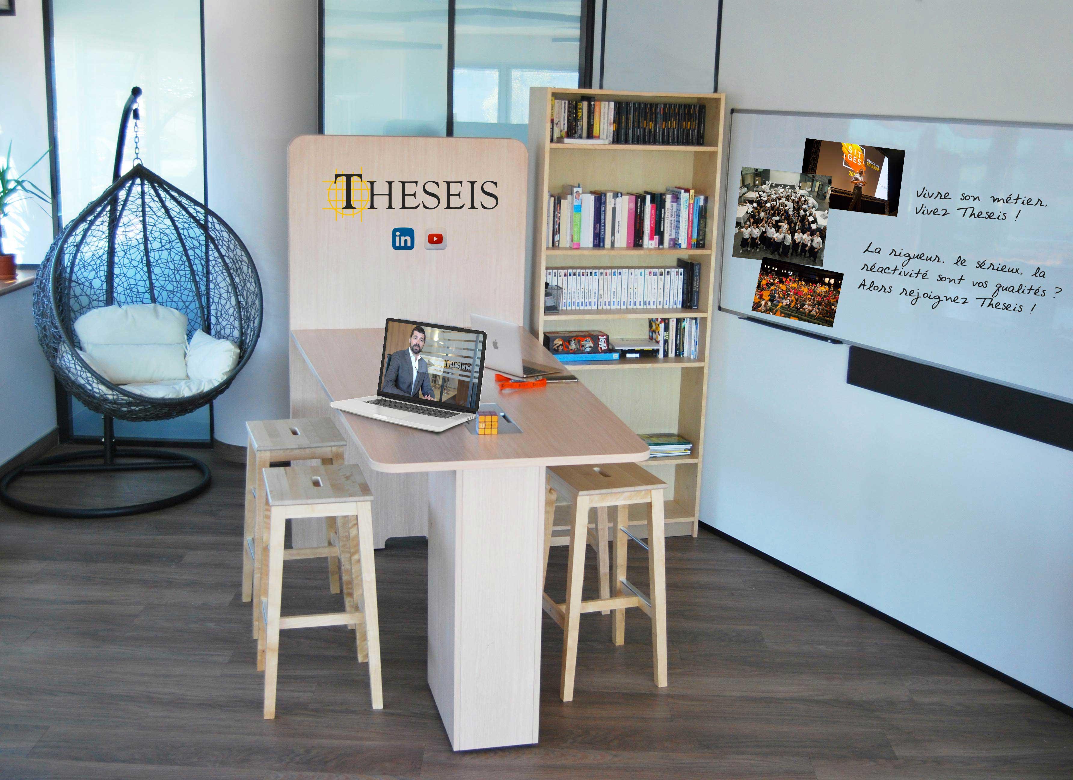 bureaux theseis